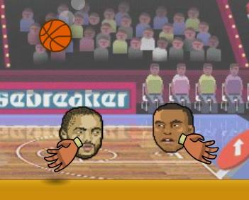 ראשים משחקים : כדורסל