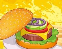 המבורגר אמריקאי
