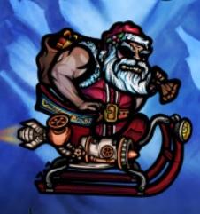 זעמו של סנטה