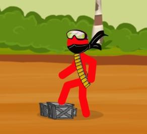 מחלקת מקלונים: שחור מול אדום