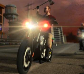 אופנועני הארמגדון 3: זעם בכבישים