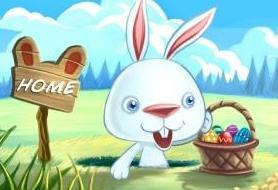 מצא את ההבדלים - ארנב הפסחא