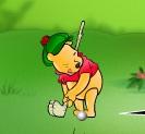 פו הדוב משחק גולף