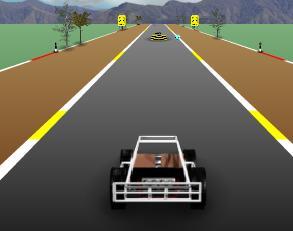 מירוץ מכוניות  חדש