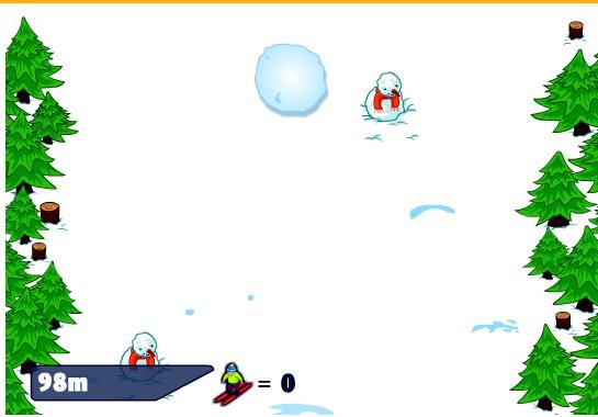 כדור השלג הענק