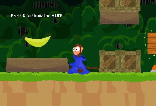 קוף הקסם בהרפתקה