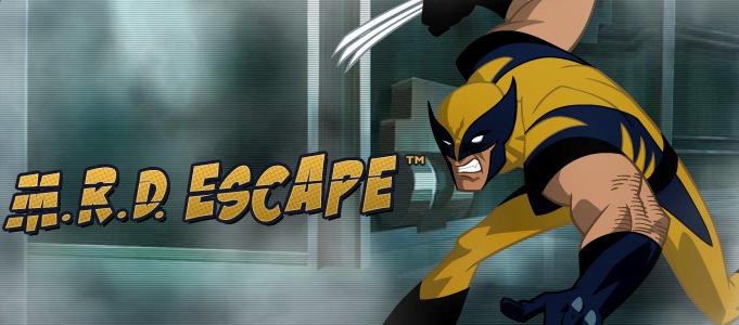 וולברין - הבריחה מהכלא