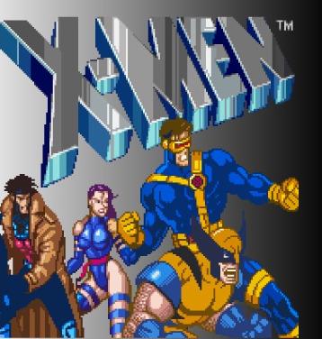 אקס-מן נגד ליגת הצדק