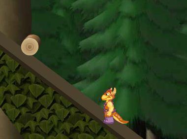 מפלצת היער