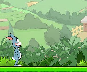 הארנב הצמחוני