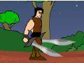 לוחם החרבות