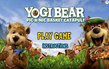 הקטפולטה של יוגי דוב