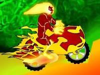 בן 10 אופנועי מחץ