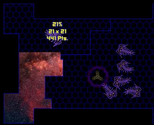 סגירת שטחים בחלל