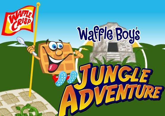 הרפתקאות ילד הוופל בג'ונגל