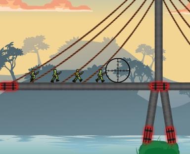 פיצוץ גשרים