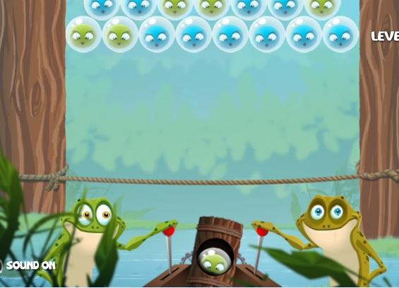 באבלס צפרדעים