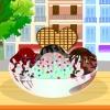 להכין גלידה