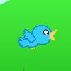 ציפור עפה