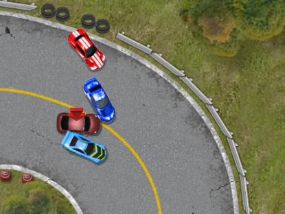 מרוץ מכוניות GT