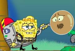 בובספוג שואב הבועות