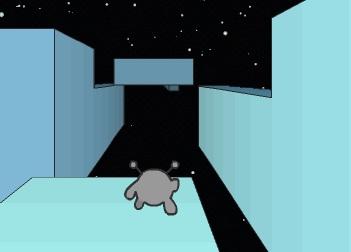 ריצה בחלל