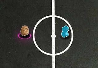 כדורגל יצורים