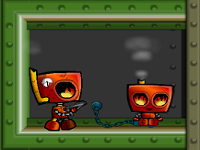 הרובוט הזועם: שבילי הזמן