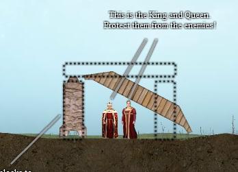 הגנה על המלך