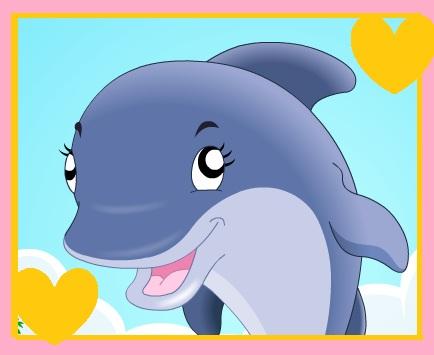 הלבישו את הדולפין ה100מם