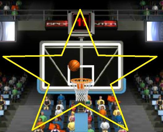 תחרות שלשות - כדורסל