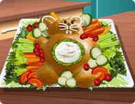 כיתת בישול: לחם בצורת ארנב