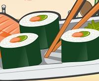 מיה מכינה סושי