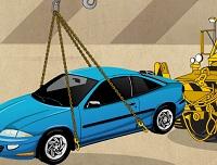 מגרש גרוטאות למכוניות