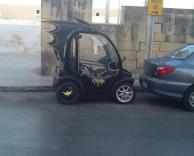 המכונית החדשה של באטמן