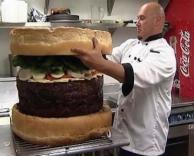 המבורגר ענק