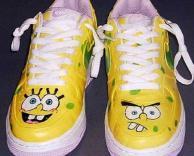 נעלי בוב ספוג