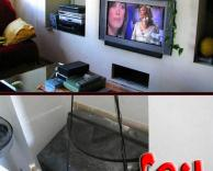 טלוויזיה שטוחה