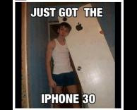 בדיוק קניתי תאייפון החדש!