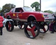 מכונית משופרת