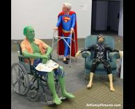 גיבורים פורשים