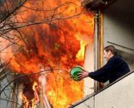 ככה לא מכבים שריפה