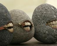 אבנים מצחיקות