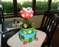 עוגת סופר מאריו