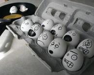 ביצים מצחיקות