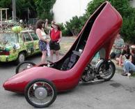 מכונית נעל