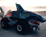 מכונית של כריש..