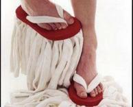 נעלי ניקיון(נעלי בית)..