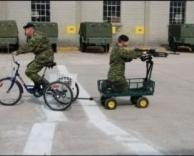 רכב לצבא ישן
