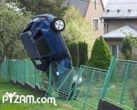 תאונה מצחיקה